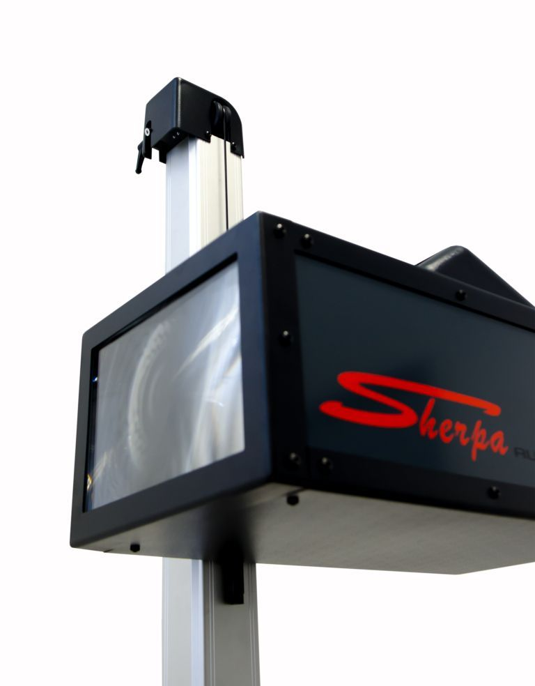 Headlight Tester MECO-SEP