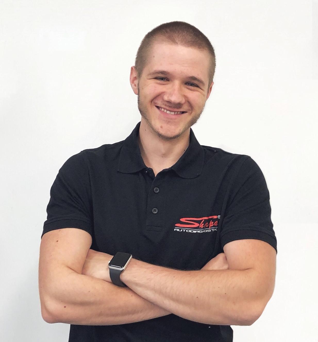 New employee Manuel Lainer