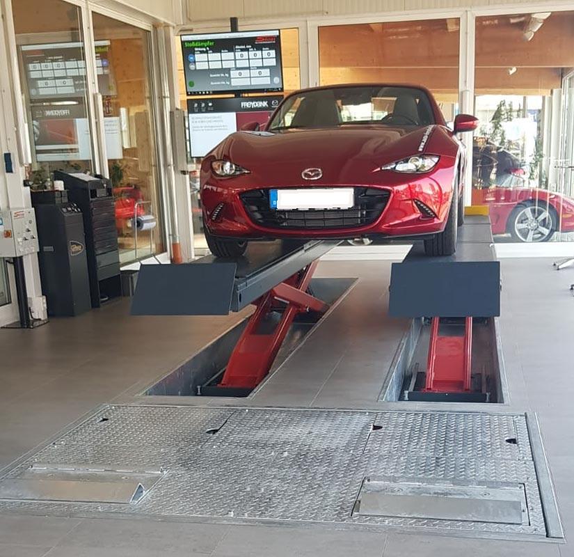 Sherpa Prüfstrasse Autohaus Freydank 1