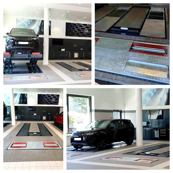 Jaguar Land Rover Munich